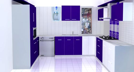 Param associates modular furniture manufacturer in for Kitchen furniture vadodara